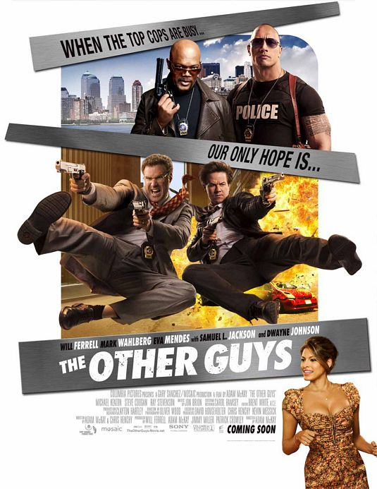 The Other Guys 2010 DVDSCR AC3 XviD-TA